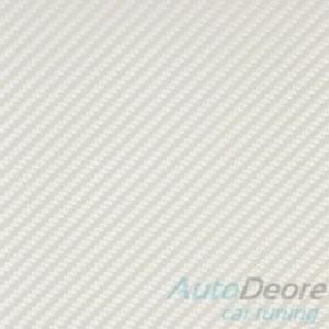3M Di-Noc – Бяло карбоново фолио