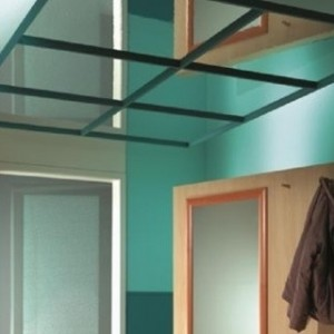 Огледално фолио - Spiegeleffekt folie - 45см. | d-c-fix