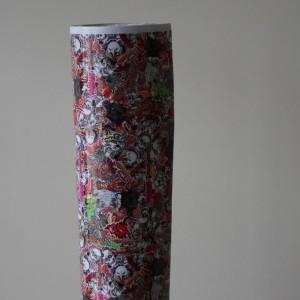Фолио Sticker Bomb модел 4 + ламинат - 1.52м.