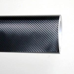 Карбон фолио Черно +UV - 1.27м. | CATPIANO