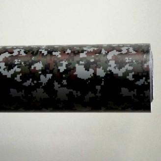Камуфлажно фолио с въздушни канали - 1.52м. | KARLOR
