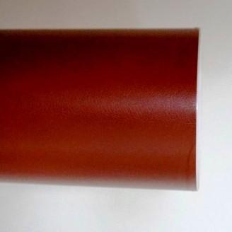 Фолио имитация на Кафява Кожа - 1.52м. | KARLOR