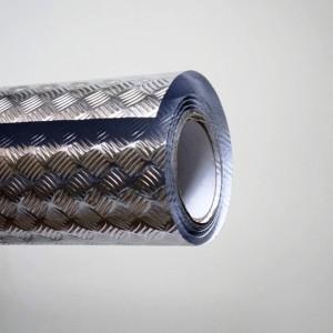 Фолио алуминий Рифел - 1.22м. | KARLOR