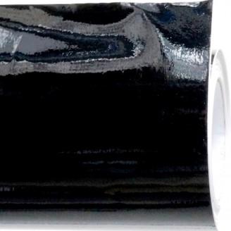 Фолио Черен гланц - Пияно лак - 1.52м. | KARLOR