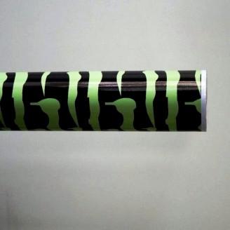 Фолио Sticker Bomb модел 10 + ламинат - 1.52м.