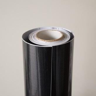 2D карбоново фолио чено-сиво квадрати - 1.52м. | Technology Racing 1