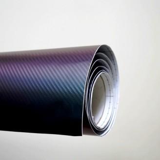 Хамелеоново Карбоново Фолио +UV - 1.52м. | Technology Racing 1
