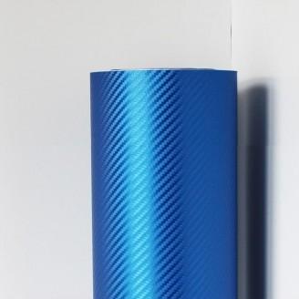 Карбон фолио Анодно синьо +UV 1.27м.