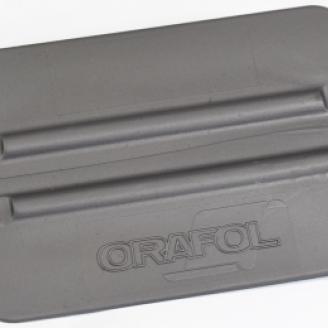 Мека каучукова шпатула - премахва въздуха без да поврежда фолиото