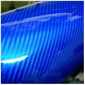 5D Carbon Extra Blue | DECAL-FX
