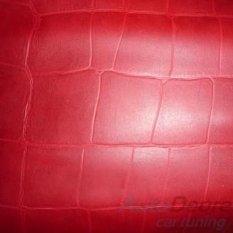 Крокодилска кожа Червена - 45см. | d-c-fix