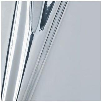 Декоративно фолио - Hochglanz Silber - 45см. | d-c-fix