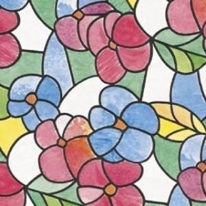 Фолио за стъкла - Lisboa Rot - 45см. | d-c-fix