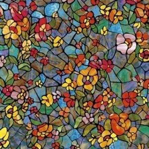 Фолио за стъкла - Venetian garden - 45см. | d-c-fix
