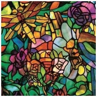 Фолио за стъкла - Tulia - 45см. | d-c-fix