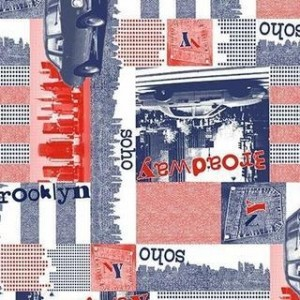 Декоративно фолио - Broadway - 45см. | d-c-fix