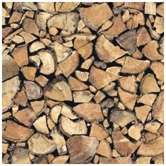 Декоративно фолио - Firewood - 45см. | d-c-fix